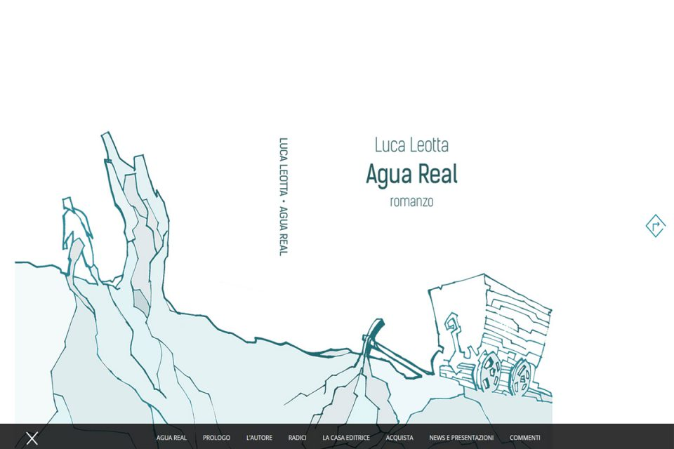 aguareal romanzo