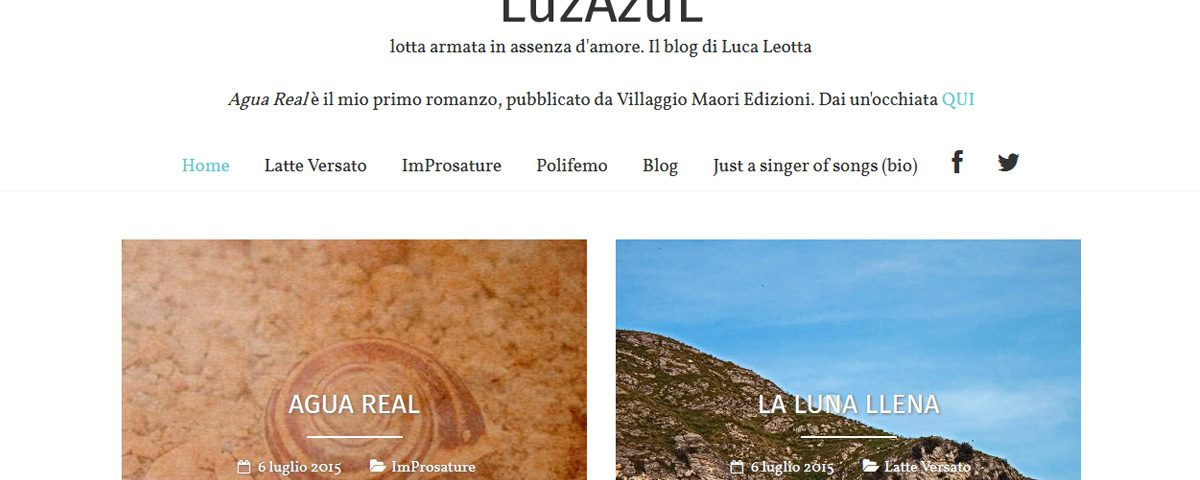 blog personale