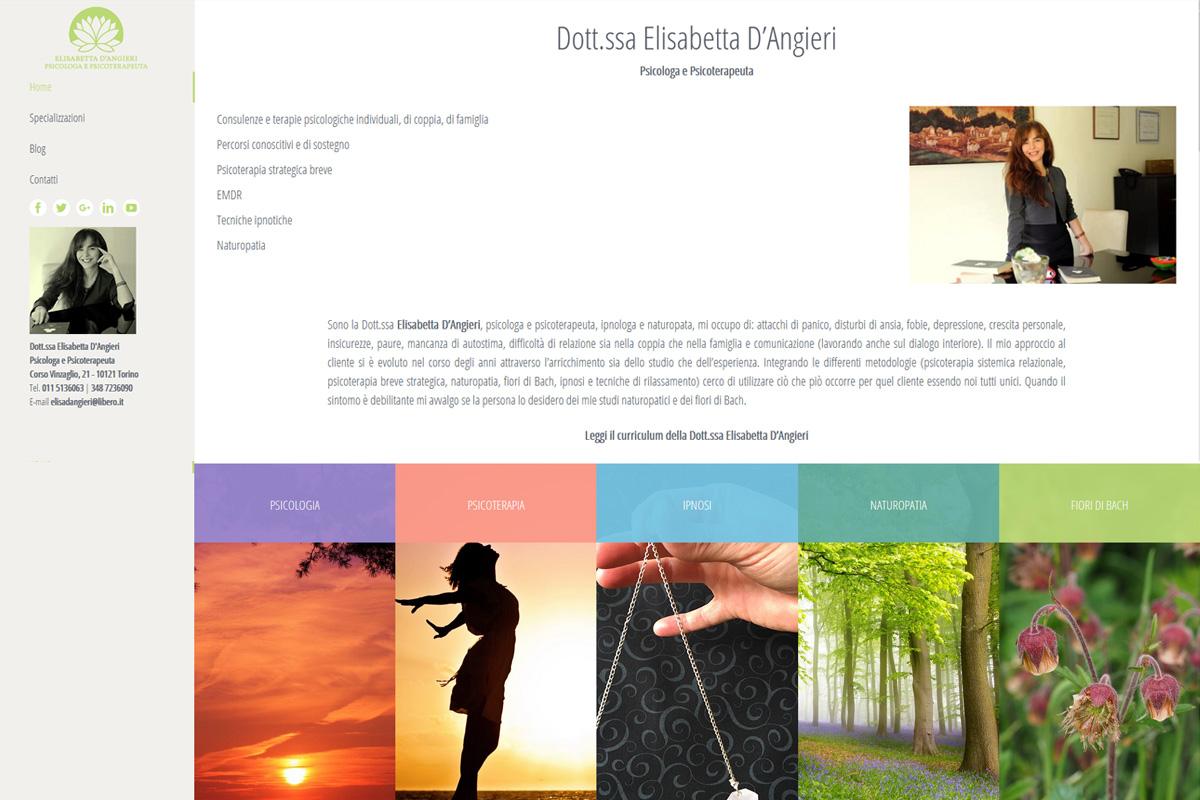 sito internet studio professionale