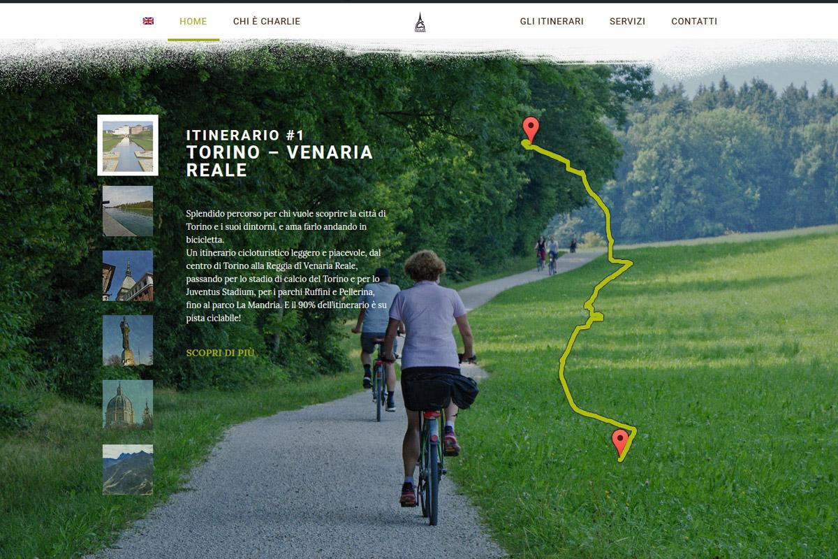 sito web cicloturismo